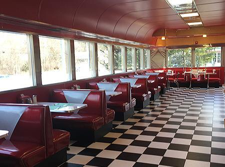dreamdiner interior